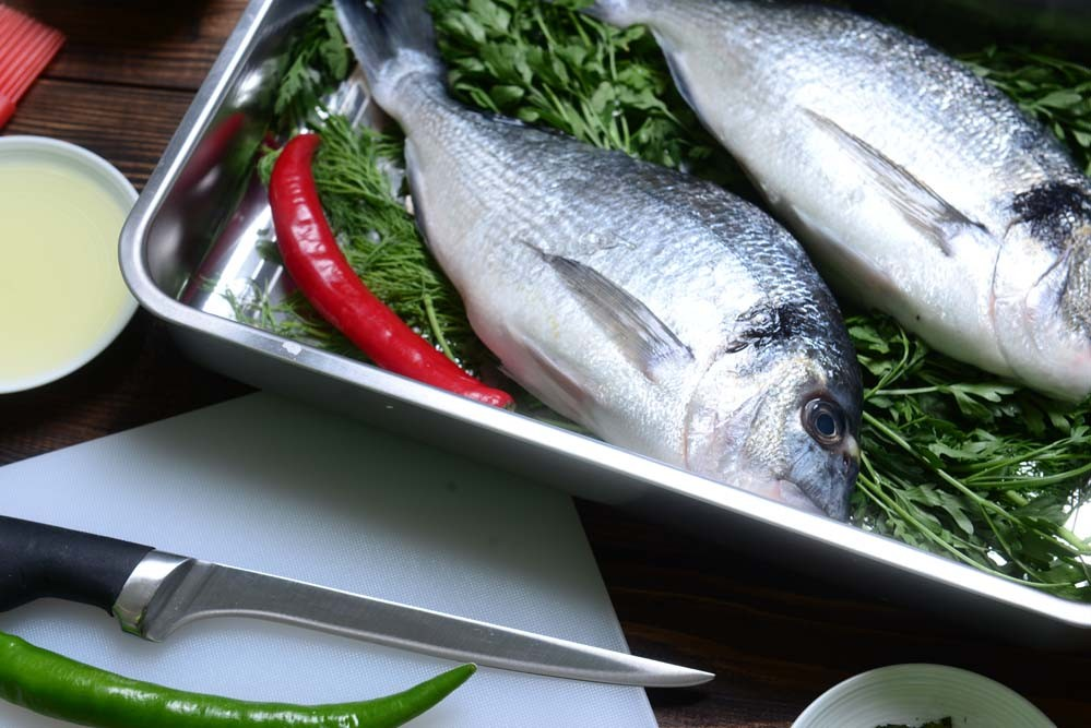 Seabream Box